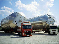 Негабаритные перевозки по Украине, СНГ, Европа. Перевозка негабаритных грузов. Крупногабаритный груз