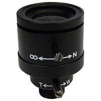 Объектив 4-9 мм manual