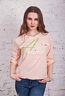 Легкая женская блуза 2017 от производителя - (код бл-2)