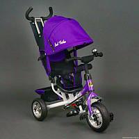 Велосипед трехколесный Best Trike 6588, фиолетовый
