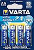 Батарейка VARTA HIGH Energy AA BLI 4