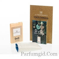 Dolce & Gabbana 14 La Temperance EDT 20ml MINI