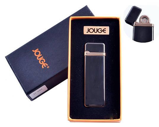 """Спиральная USB зажигалка """"Jouge"""" №4864-2, практичное приобретение для себя или подарок другу, фото 2"""