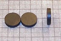 Магнит ферритовый диск 12х3 мм
