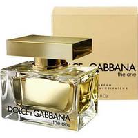 Dolce & Gabbana The One EDP 75ml (парфюмированная вода Дольче Габбана Зе Ван)