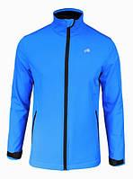Спортивная куртка с мембраной и отражателями Radical Crag(original), с виндстоппером голубая