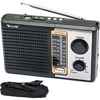 Радиоприёмник Golon RX-F10 (USB/Аккумулятор/FM)