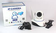 Камера с встренной сигнализацией IP Alarm