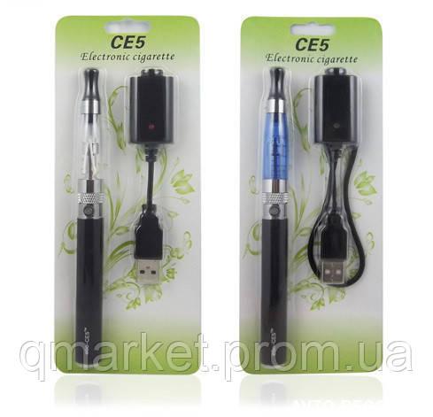Электронная сигарета Ego CE5, мощная сигарета вейп - Интернет-магазин «Qmarket» в Одессе