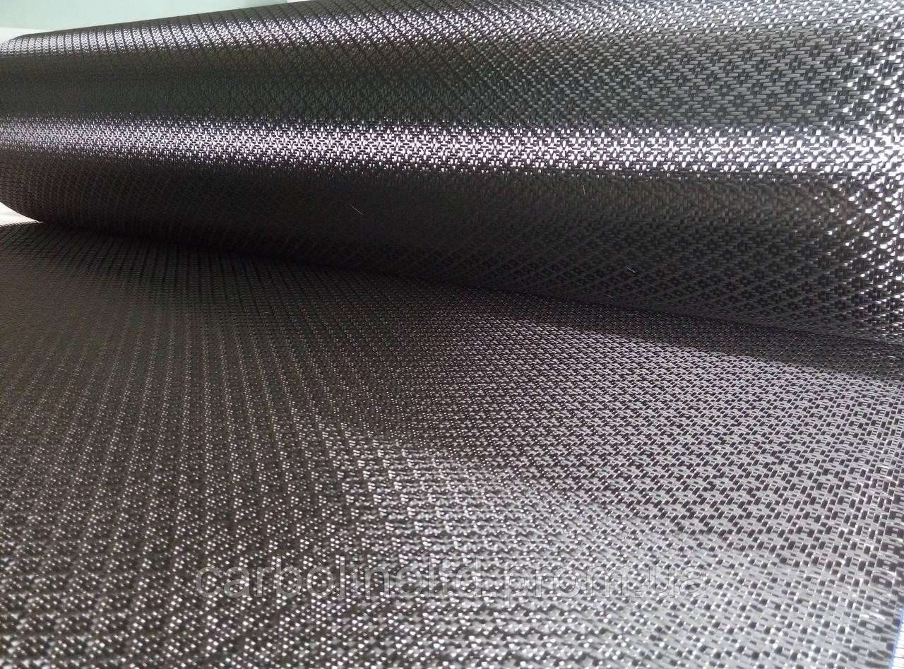 углеродная ткань на машине