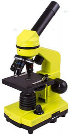 Микроскоп Levenhuk Rainbow 2L LimeLimonowy M1