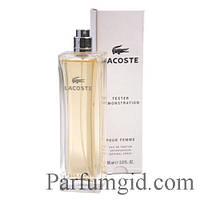 Lacoste Pour Femme EDP 90ml TESTER (парфюмированная вода Лакоста Пур Фем тестер)