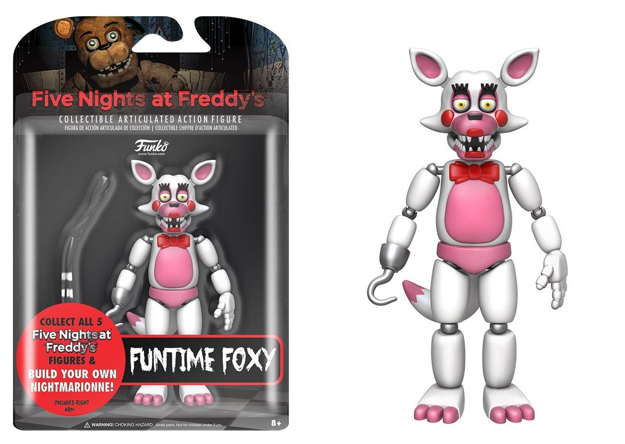 Игрушки 5 ночей с Фредди, Фокси / Funko Five Nights at Freddy's,Foxy
