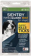 FiproGuard Max капли от блох, вшей, власоедов и клещей для собак весом от 10 до 20 кг