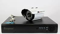 Регистратор+ Камеры DVR KIT 6604 4ch