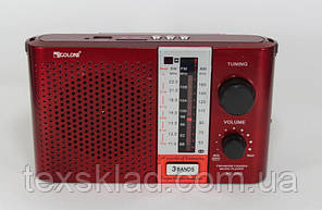 Радиоприёмник Golon RX-F12 (USB/Аккумулятор/FM)
