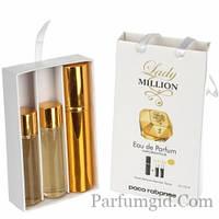 Paco Rabanne Lady Million EDP 3x15ml MINI