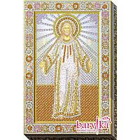 """Набор для вышивки икон бисером """"Иисус в белых одеждах"""""""
