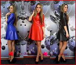 "Платье ""X-Zara"" 3 цвета, фото 3"