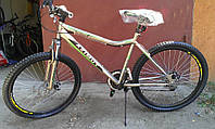 Спортивный велосипед 26 дюймов Azimut Voltage  220-G-1 (оборудование SHIMANO) серый***