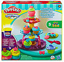 Плей-До набор пластилина Башня кексов Play-Doh Cupcake Tower Hasbro A5144, фото 4