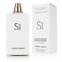 Giorgio Armani Si Limited Edition EDP 100ml TESTER (парфюмированная вода  Джорджио Армани Си Лимитед Эдишн 012168b1254d1
