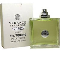 Versace Versense EDT 100ml TESTER (туалетная вода Версаче Версенс тестер)