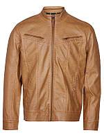Мужская кожаная куртка Jordun Jacket  от !Solid (Дания) в размере L