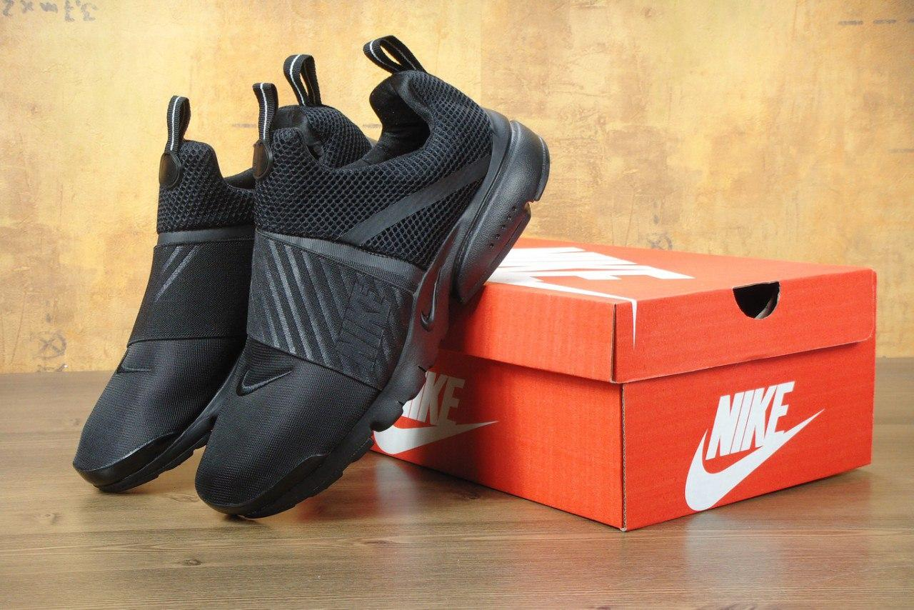 Кроссовки Nike Air Presto Extrem full black. Живое фото. Топ качество! (Реплика ААА+)