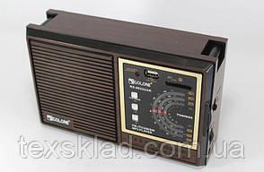 Радиоприёмник Golon RX-9933UAR (USB/Аккумулятор/FM)