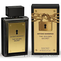 Antonio Banderas The Golden Secret EDT 100ml (ORIGINAL)
