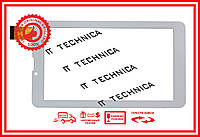 Тачскрин TeXet X-pad NAVI 7.1 3G TM-7076 БЕЛЫЙ