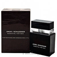 Angel Schlesser Essential For Men EDT 100ml (ORIGINAL) (туалетная вода Ангел Шлессер Эссэншиал Фо Мэн оригинал)