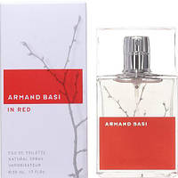 Armand Basi In Red EDT 50ml (ORIGINAL)