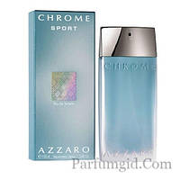 Azzaro Chrome Sport EDT 100ml (ORIGINAL)