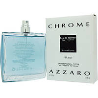 Azzaro Chrome EDT 100ml TESTER (ORIGINAL)
