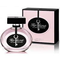 Antonio Banderas Her Secret EDT 80ml (ORIGINAL)