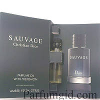 Christian Dior Sauvage PARFUM 5ml MINI