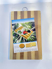 Доска бамбуковая 1,2см 22*32