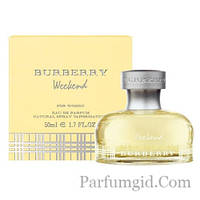 Burberry Weekend EDP 50ml (ORIGINAL)
