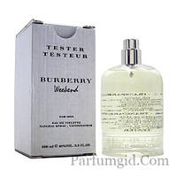 Burberry Weekend For Men EDT 100ml TESTER (ORIGINAL)