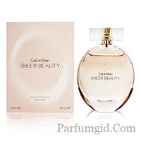 Calvin Klein Sheer Beauty EDT 100ml (ORIGINAL)