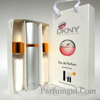 Donna Karan New York Be Delicious Fresh Blossom EDP 45ml MINI (3х15мл)