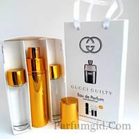 Gucci Guilty Pour Homme EDP 45ml MINI (3х15мл)