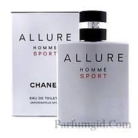 Chanel Allure Homme Sport EDT 100ml (ORIGINAL)