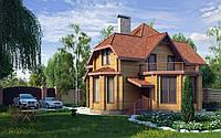 Дома и домокомплекты из профилированного бруса. Украина, экспорт.