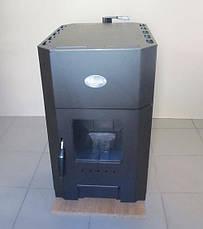 Огнев ПОВ-100 Б печь с теплообменником, фото 3
