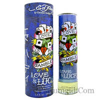 Christian Audigier Ed Hardy Love & Luck for him EDT 100ml (ORIGINAL)