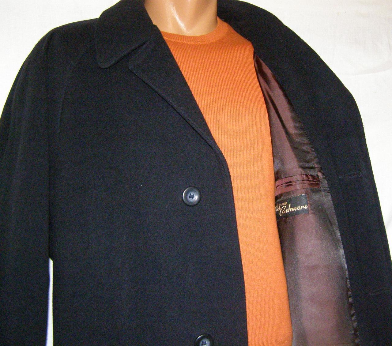Пальто мужское Wool and Cashmere (54)