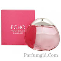 Davidoff Echo Woman EDP 100ml (ORIGINAL)